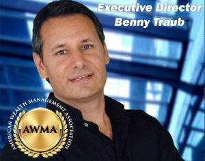 Benny Traub, Executive Director of the American Wealth Management Association (AWMA).