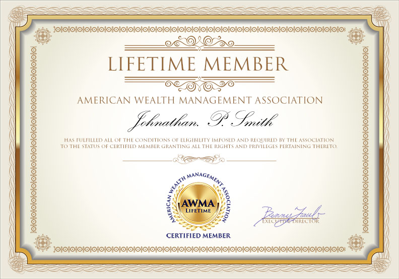Join Now  American Wealth Management Association